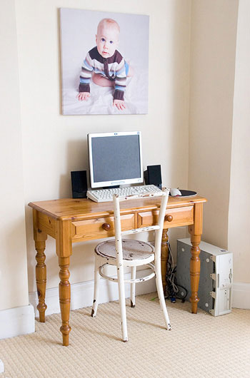country-desk-makeover