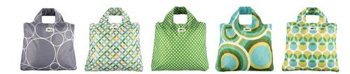 The Reusable Fabric Shopping Bag That Rocks Our World: Envirosax