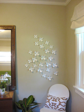 Wall Flowers Decor hanging umbra's wallflowers on your wall is fun, here's what we