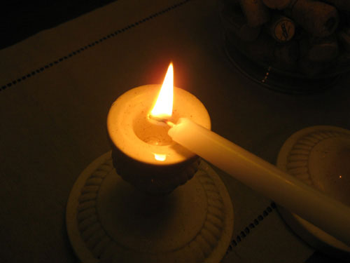 candle-tip