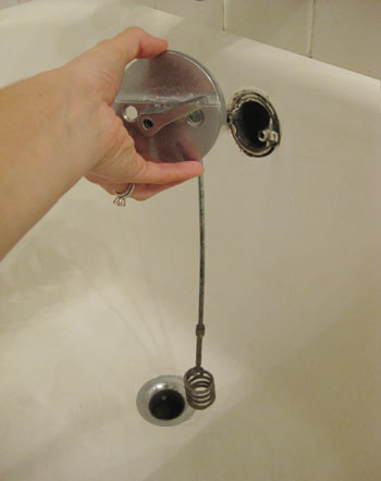 Genial Unclog Bathtub Drain Remove Overflow