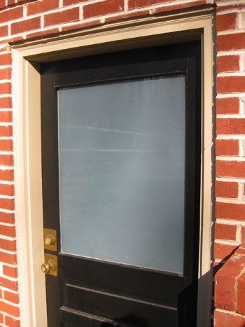 & How To Clean Prep \u0026 Frost An Exterior Window | Young House Love Pezcame.Com