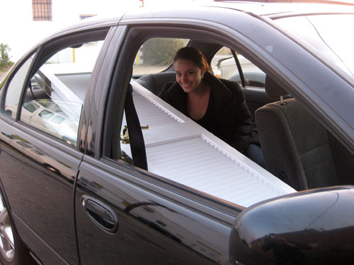 5 Tips For Hauling Big Items When You Have A Little Car
