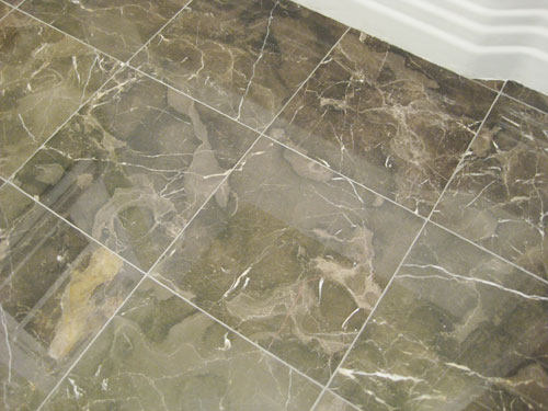 How To Grout White Subway Tile Amp Marble Floor Tile Young
