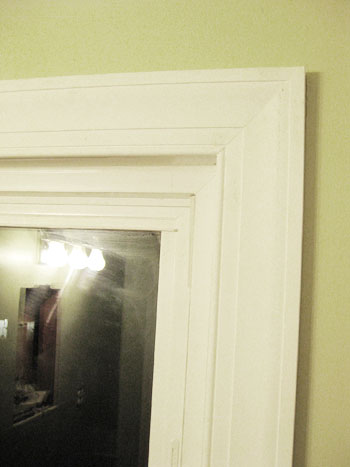 Bathroom Renovation: How To Install Baseboards U0026 Trim | Young House Love