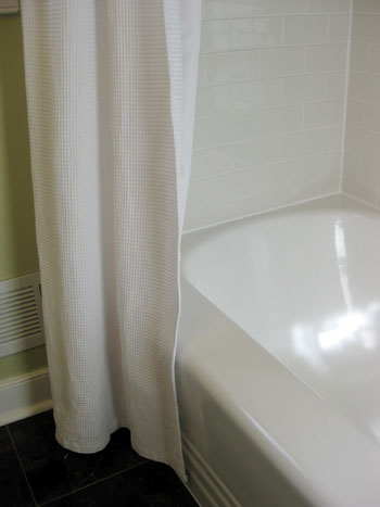 Our Bathroom Makeover Reveal A Full Reno For Under K Young - Bathroom tub makeover