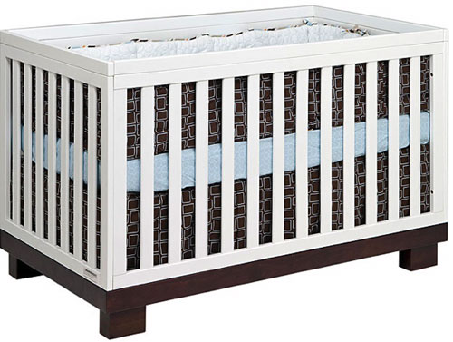 Superb Then We Came Across This Chic Looking $419 Crib, Which Was Also Made With  Solid Wood And Non Toxic Finishes. But Again It Doesnu0027t Outright Say That  Thereu0027s ...