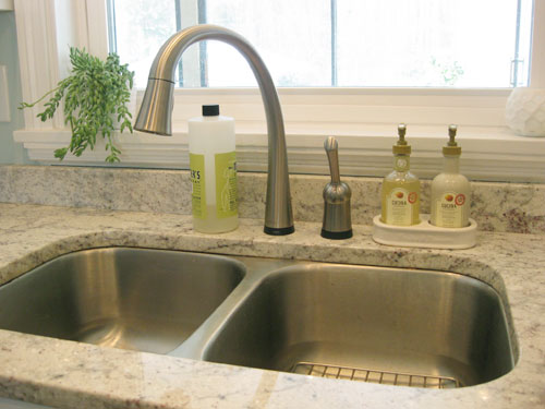 How To Replace A Kitchen Faucet | Young House Love