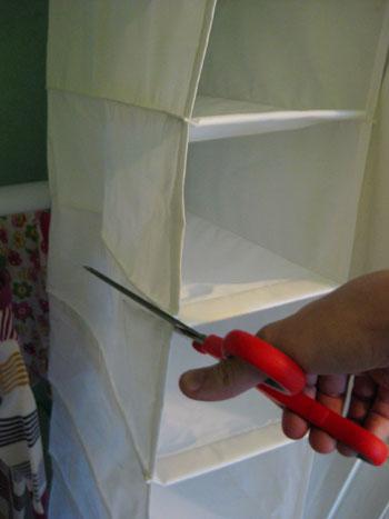 Painting Upgrading And Organizing The Nursery Closet