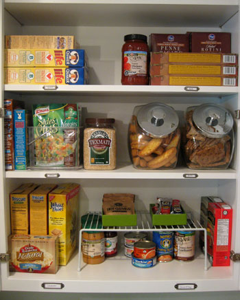 Organizing Our Kitchen Cabinets Spices Pantry Items More - Where to put things in kitchen cabinets