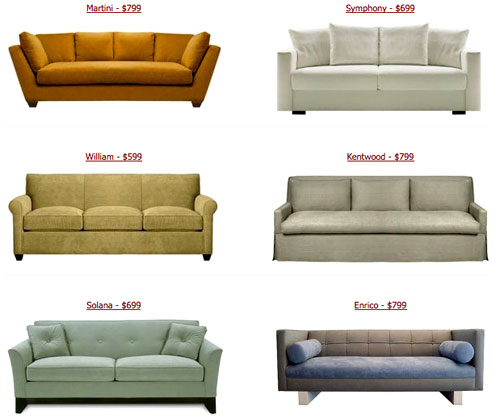 The Look For Less Cheap Couches From Custom Sofa Design Young House Love