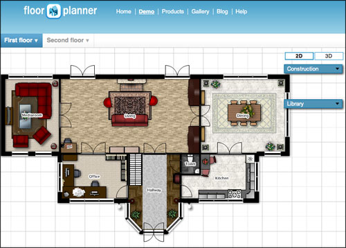 Space Planning 101 Five Ways To Plan A Room Layout Young House Love