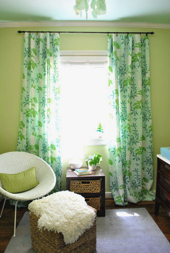 The Nursery Reveal A Green Blue Room For Our Young House Love