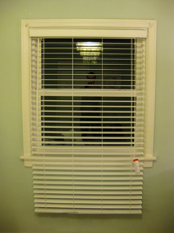 install wood and fauxwood blinds outside mount com diy 6