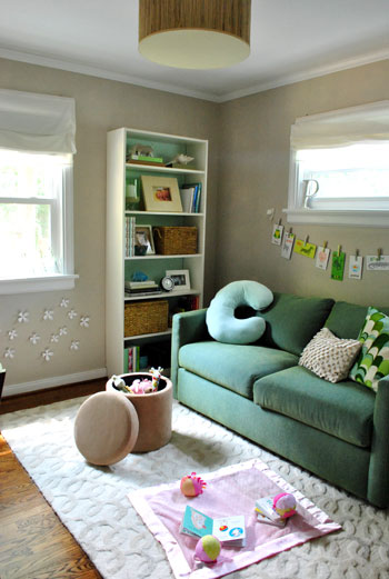 Strange A Home Office That Doubles As A Guest Room Young House Love Largest Home Design Picture Inspirations Pitcheantrous