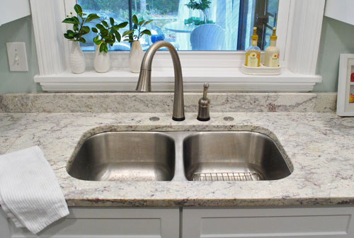 Single Sink Vs. Double Sink - Which Is Better? Young House Love