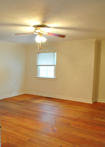 So Heres The Very First Shot Of Our Bedroom That We Shared Day Moved In Pretty Much A Blank Canvas
