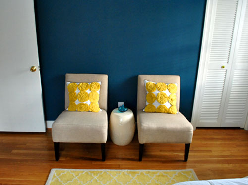 Our 297 Guest Room Makeover A Luggage Tray Side Table