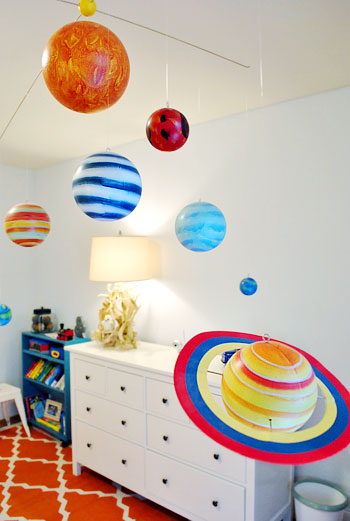 all about planet ceiling mobile pottery barn kids kidskunst infohouse crashing stellar (\u0026 for sale!) young house love