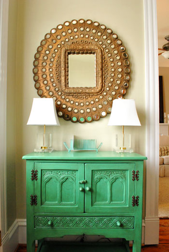 Foyer Table And Mirror On Sale On Kijiji : House crashing stellar for sale young love