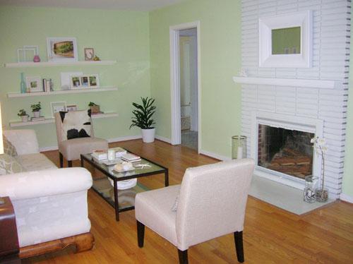 Living Room Reno Remedy