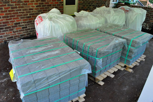 how much is a pallet of pavers 3