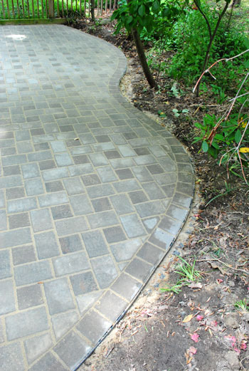 Oh And Hereu0027s A Note For All You Fancy Patio DIYers. If You Have It In The  Budget You Can Splurge For Polymeric Sand (which Basically Gets Brushed On  And ...