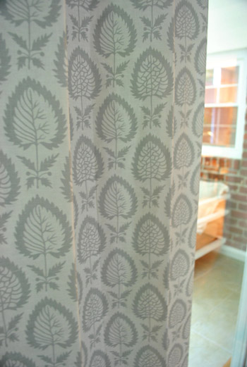 Curtains Ideas chevron curtains ikea : Twenty Yards O' Fabric | Young House Love