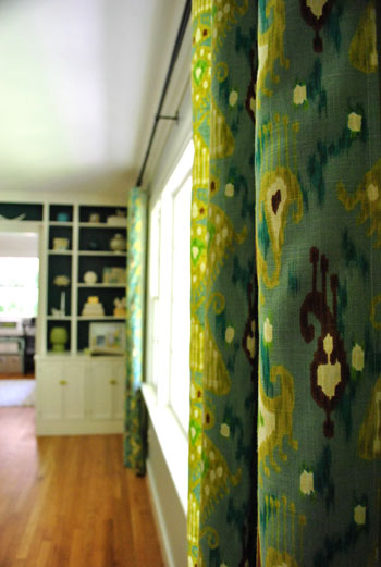 How To Sew Curtain Panels (It's Simple!) | Young House Love