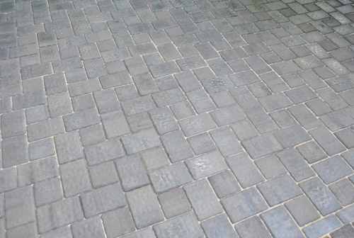 How To Use Polymeric Sand To Block Weeds In Our Paver Patio Young