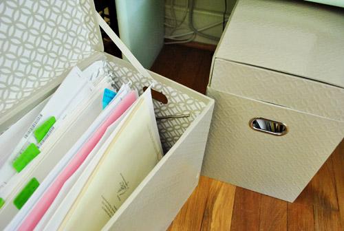 File Storage Amp Office Organization In An Effektiv Ikea