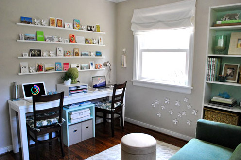 Top 10 Bedroom Amp Office Makeovers Of 2011 Curbly Diy Design ...