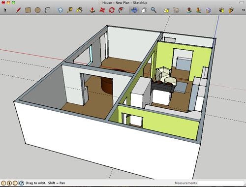 3d Sketch Up 2 Online Tools For Planning A Space In 3d Young House Love On