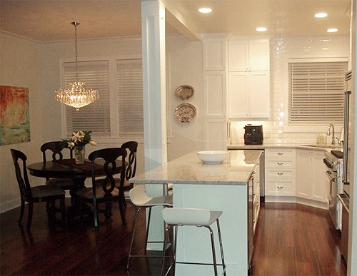 Reader redesign dreaming of a white kitchen young house Best white paint for kitchen cabinets behr