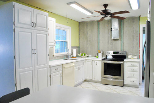 Attrayant Paint Kitchen Cabinets Benjamin Moore Cloud Cover
