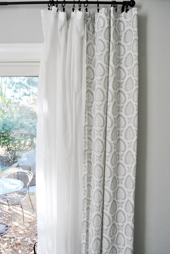 Eight More Living Room Curtains Young House Love