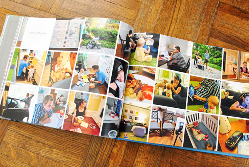 Funny Yearbook Pages: Our Family's Picture Storage Solution: Yearly Photo Books