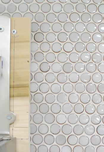 Using A Tile Haze Remover Sealing Grout Caulking Tile Seams