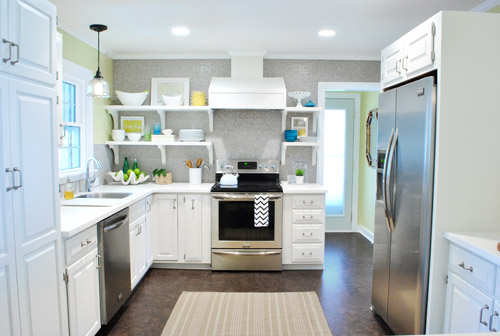 our big kitchen makeover: the reveal | young house love