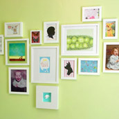 Baby-fying An Art Wall