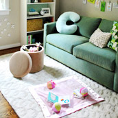 Making A Playroom / Guestroom