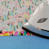 Sewing A Festive Fabric Runner)