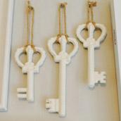 Making Old Keys Presentable