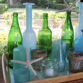 Decorating With Wine Bottles