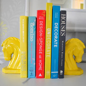 Making Over Ugly Bookends