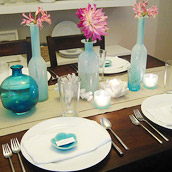Setting A Stylish Table