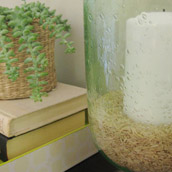 Using Edible Vase Filler