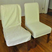 Shrinking Slipcovers
