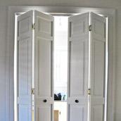 Removing Bi-Fold Doors