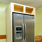 Building In A Refrigerator